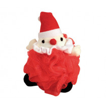 Mesh bath sponge Croll & Denecke, Santa Claus