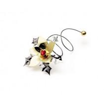 Деко- украса Menu Christmas Flower , флекси