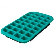 Форма за лед 5five Turquoise Cube, 32 гнезда, силиконова