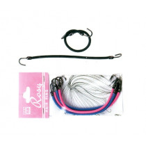 Elastic hair band with hooks Locatelli