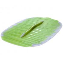 Капак за кухненски съдове Charles Viancin Asparagus, силиконов, правоъгълен, 35 х 25 см