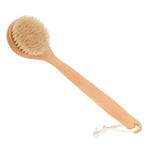 Sauna brush Croll & Denecke, natural bristles