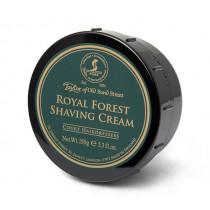 Крем за бръснене Royal Forest, Taylor of Old Bond Street, 150 гр