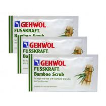 Gehwol Fusskraft Bamboo Scrub, 30х10 ml