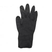 Предпазна ръкавица Black Touch, Hercules Sagemann, латекс, размер S