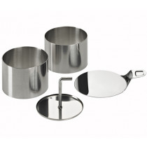 Food Rings Lurch, 8-pieces set