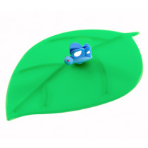 Предпазен капак за чаши Lurch Leaf Butterfly, силиконов, 12.5 см