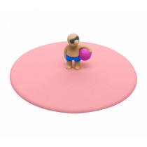 Предпазен капак за чаши Lurch Beach Boys Benni Ball, силиконов, Ø10.5 см