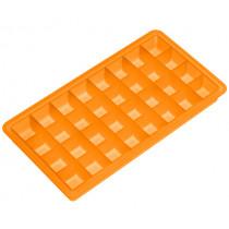 Форма за лед Lurch Ice Cube Mango, силиконова, 32 гнезда, 2 х 2 см