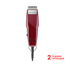 Hair Trimmer Moser 1400 Mini Burgundy, cable