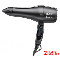 Hairdryer Moser Edition Pro, 2100W