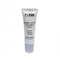 Eyelash & brow Anti-Aging Serum Rubis, stimulates growth
