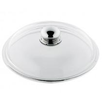 Капак за тенджери и тигани Silit, стъклен, с метална дръжка