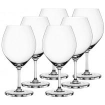 Чаши за червено вино Spiegelau Oslo Burgundy, 630 мл, комплект 6 бр.