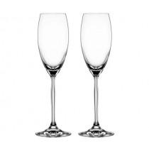 Чаши за шампанско Spiegelau Venus, 230 мл, комплект 2 бр.