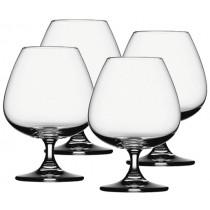 Чаши за коняк и бренди Spiegelau Soiree Brandy, комплект 4 бр., 450 мл