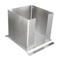 Кутия за салфетки Stöckel, неръждаема стомана