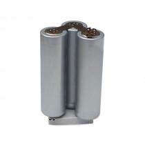 Смяна на акумулаторна АА Li-Ion батерия на машинка за подстригване, 3 елемента
