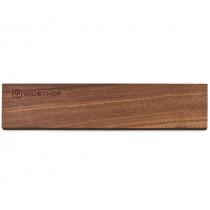 Лайсна за ножове Wusthof Solingen, магнитна, естествено дърво орех, 30 см
