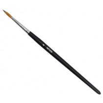 Acrylic nail brush Zahn, round, pointed, Kolinsky hair