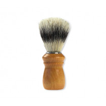 Shaving brush Zahn, bristle, badger-imitation