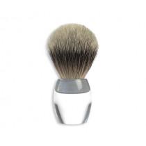 Shaving brush Zahn, badger hair silver tip